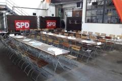 Vorbereitung Kreisparteitag