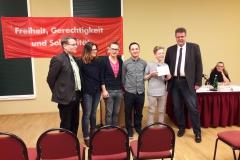 Wahlkreiskonferenz Böhlen 26.02.2017